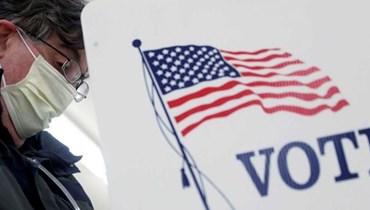 التصويت بانتخابات أميركا