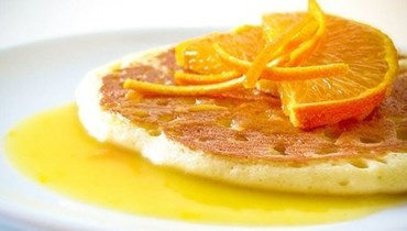 البان كيك... أطيب بعصير البرتقال