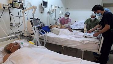 تفشي الوباء في تونس