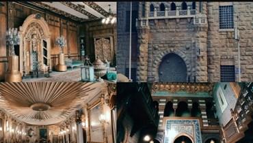 قصر الأمير محمد علي... تحفة معمارية نادرة في قلب القاهرة