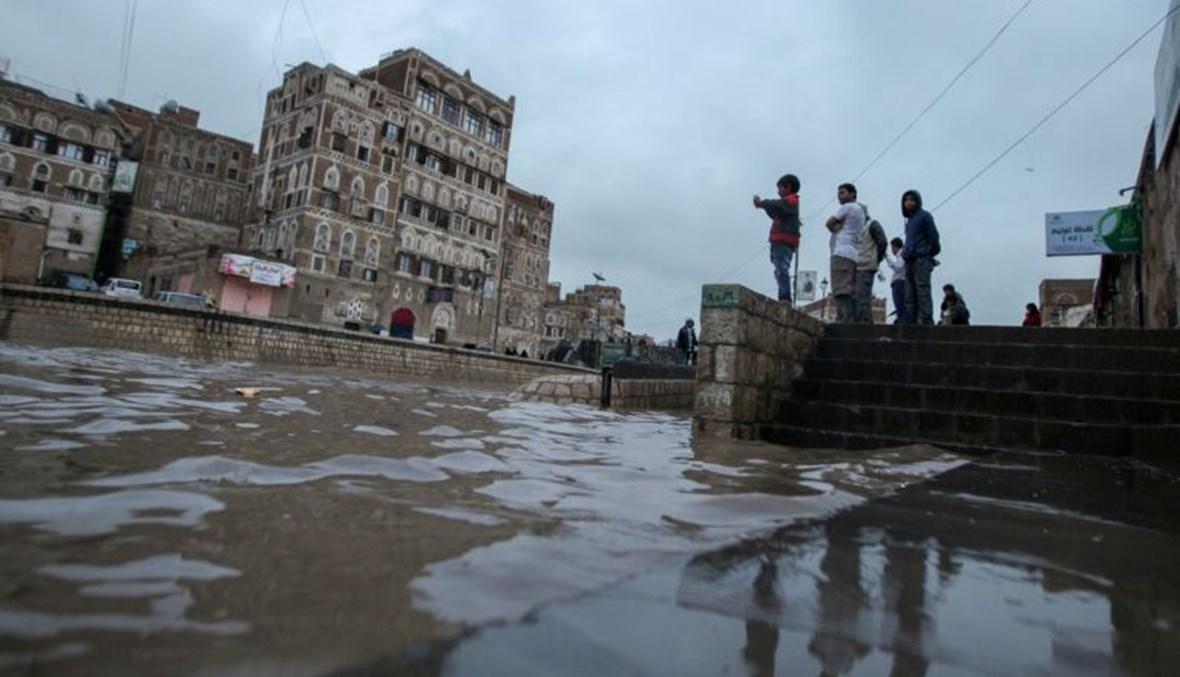 سيول في اليمن (ارشيفية)