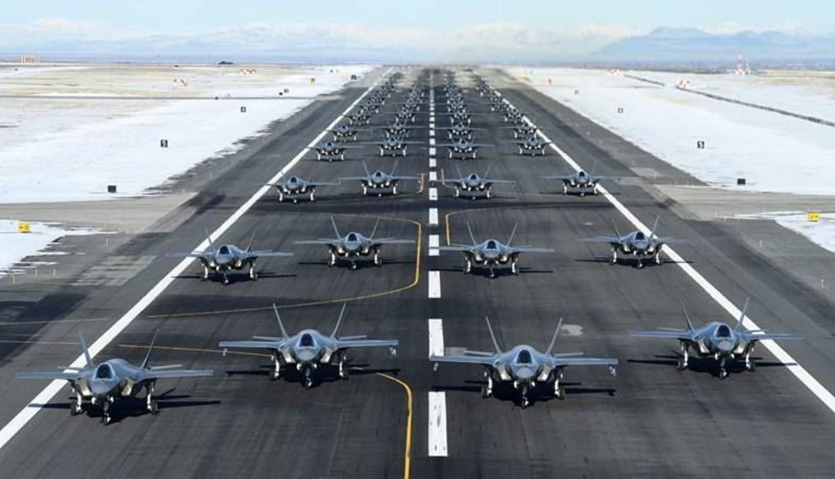 طائرات حربية إسرائيلية
