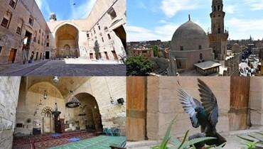 خانقاه بيبرس بالقاهرة... هنا عاش مُتذوّق طعام السلطان