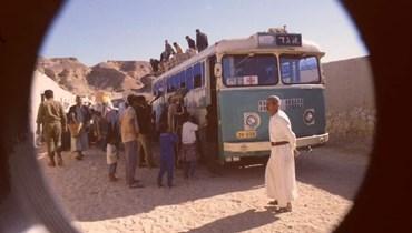 وثائق سريّة تكشف اعتقال إسرائيل عائلات غزاوية في معسكرين في سيناء عام 1971