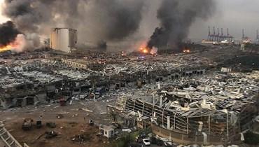 4 آب... يوم الزلزال الكبير الذي غير وجه بيروت