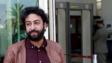 الصحافي عمر الراضي