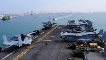 """توتّر كبير في مياه الخليج... إحباط عمليّة إيرانيّة لخطف """"أسفالت برينسيس"""""""
