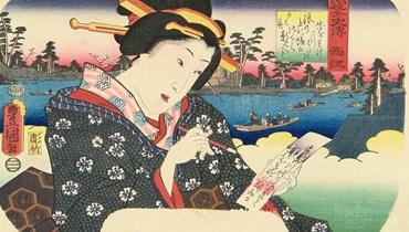 """ورق """"الواشي"""" تراثُ اليابان رسمًا وطباعة"""