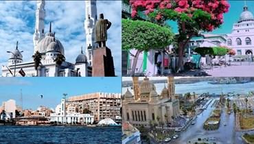 بورسعيد... مدينة الجمال والطّبيعة الخلابة