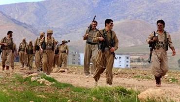 مسلحون أكراد