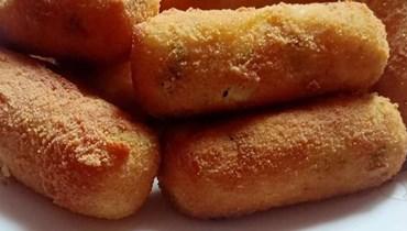 كروكيت البطاطا... لذيذة ومُقرمشة