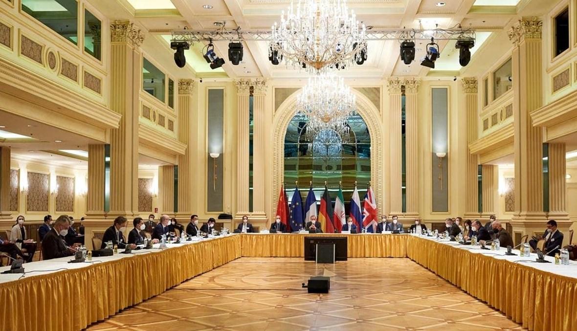 من جلسات مفاوضات فيينا