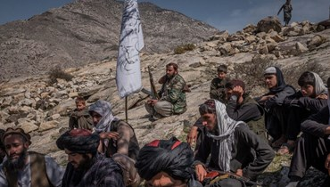 """مسلحون من حركة """"طالبان"""""""