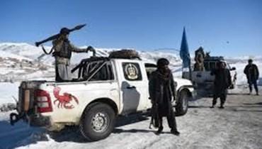 مقاتلون افغان شيعة