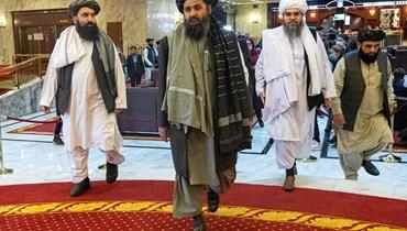 عبد الغني برادر القائد الثاني في طالبان