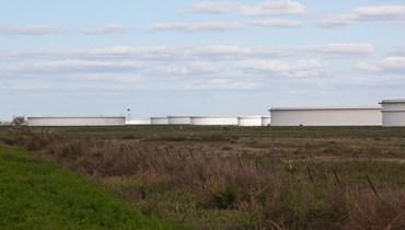 خزانات النفط الأميركي