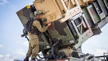 أسلحة اسرائيلية معدة للشحن