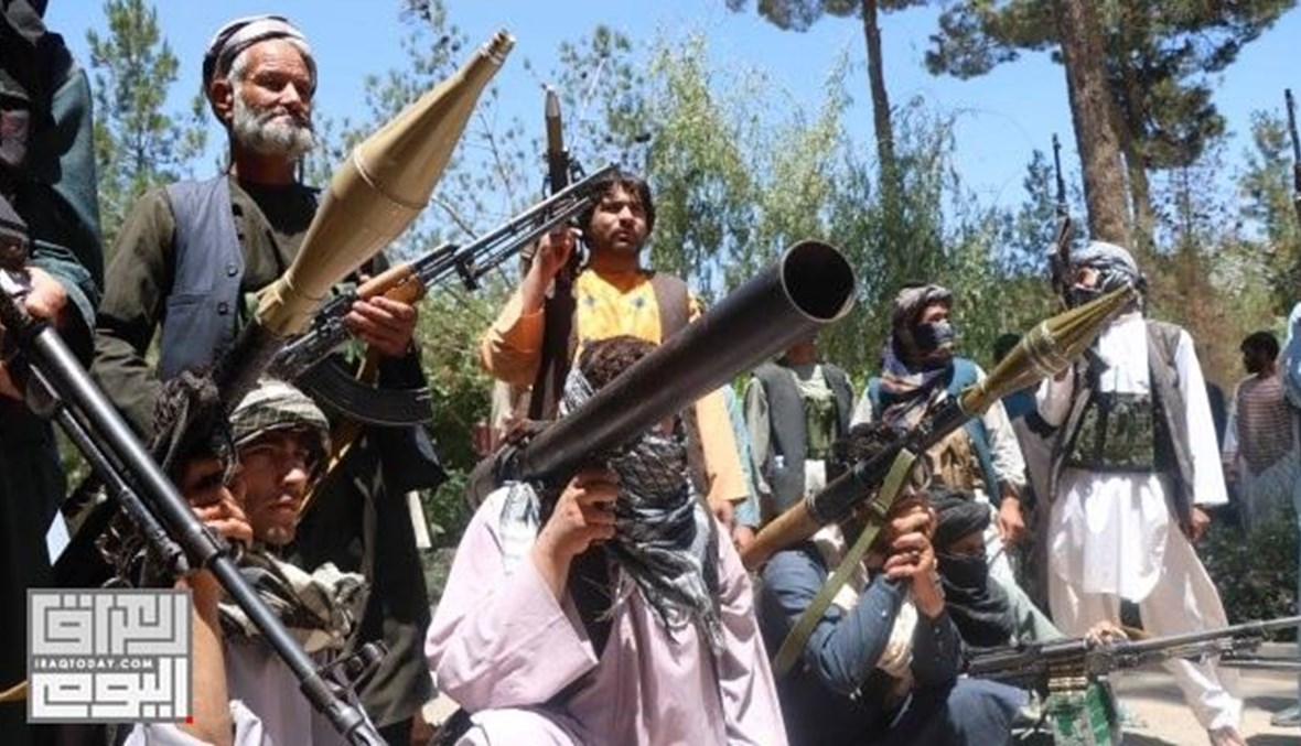 الحشد الشعبي الافغاني