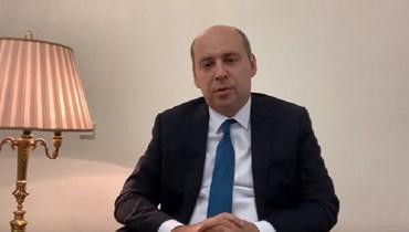 السفير الروسي لدى كابول ديمتري جيرنوف