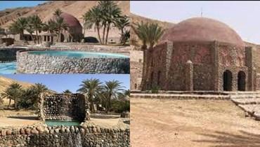 حمام موسى بطور سيناء... قبلة السياحة العلاجية في مصر