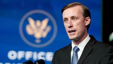جيك سوليفان مستشار الأمن القومي بالبيت الأبيض