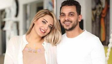 قصة إيقاف مي حلمي... وتعليق طليقها محمد رشاد