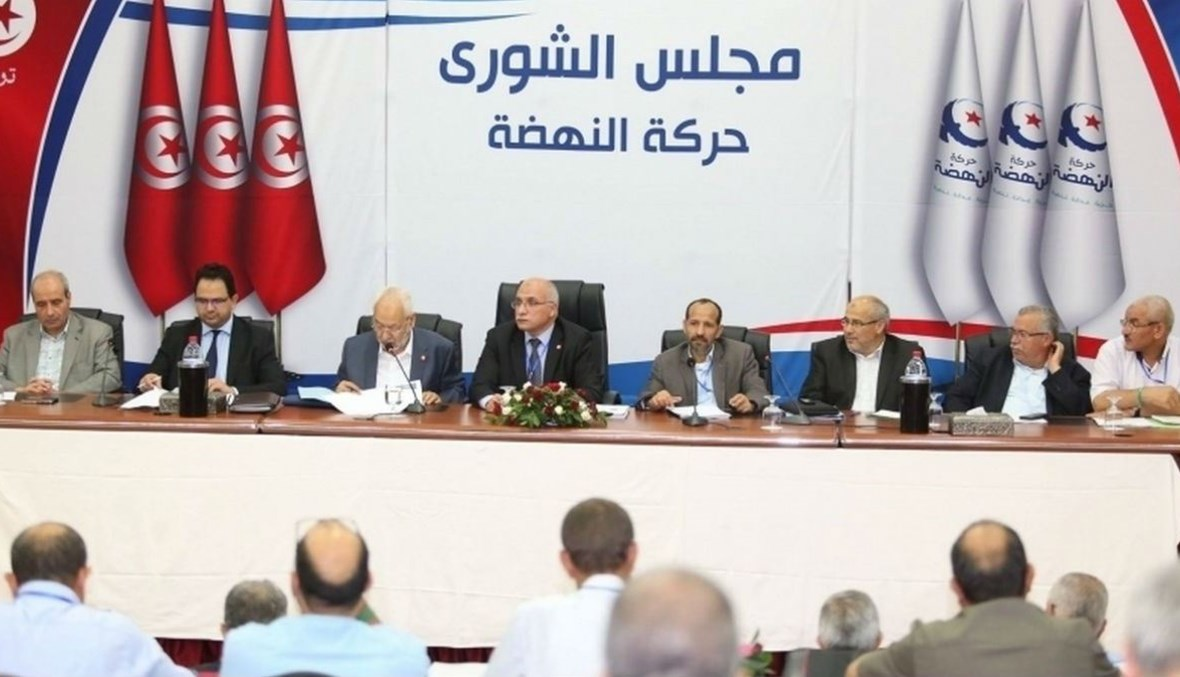قيادات حركة النهضة في تونس