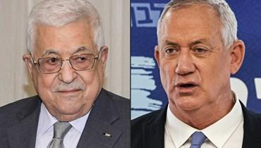 """هل لقاء أبو مازن وغانتس لإضعاف حركة """"حماس"""" فعلاً ؟"""