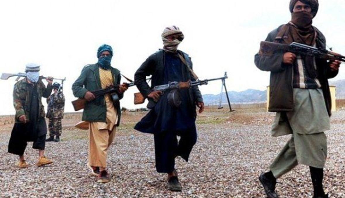 """عناصر من """"طالبان"""""""