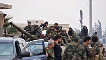 درعا ... نقطة التقاطعات الإقليمية والدولية