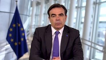 نائب رئيس المفوضية الأوروبية مارغريتيس سكيناس