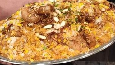 برياني الدجاج... وصفة شهية من المطبخ الهندي