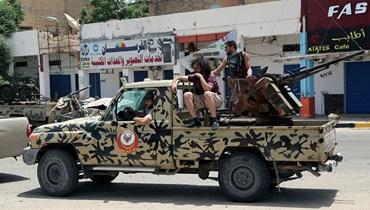 اشتباكات ليبيا... والتّصويب على الانتخابات