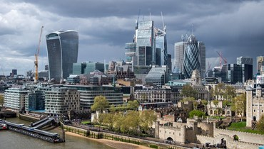 حي المال في لندن