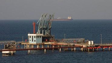ميناء نفطي في ليبيا
