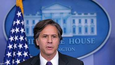 وزير الخارجية الأميركي أنتوني بلينكن