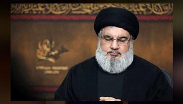 """حسن نصرالله امين عام """"حزب الله"""""""