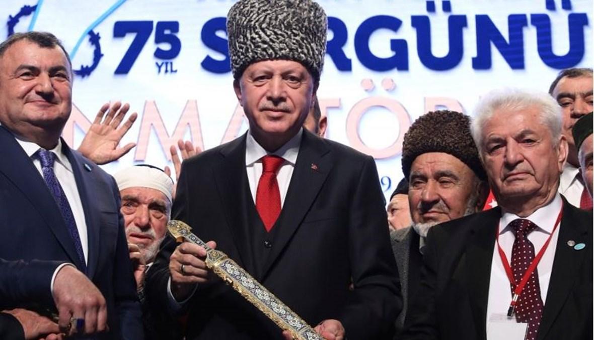أردوغان والعثمانية الجديدة