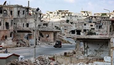 في سوريا (ا ف ب)