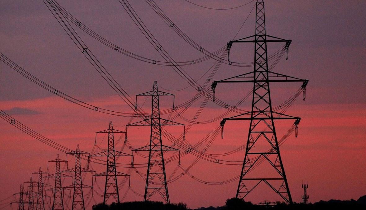 شبكات الكهرباء الأردنية