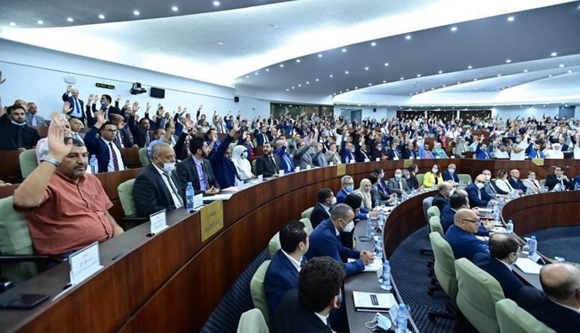 خلال المصادقة على مخطط عمل الحكومة في الجزائر