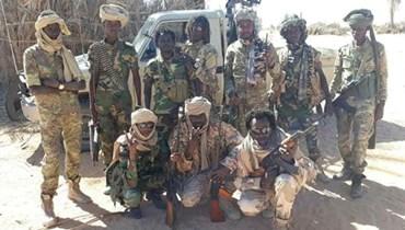 ميليشيات تشادية في الجنوب الليبي