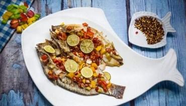 سمك بلطي سنجاري... وصفة شهيّة ولذيذة