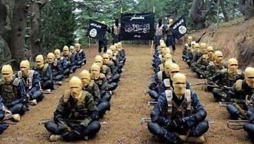 "أحد معسكرات ""داعش"""