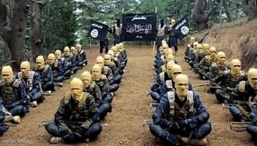 "عناصر من ""داعش"""