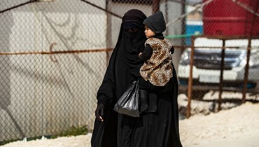 من عائلات الجهاديين في سوريا