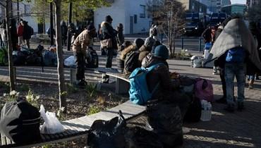 مهاجرون في فرنسا
