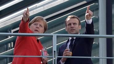 """أوروبا بلا ميركل... هل يقودها ماكرون نحو """"الاستقلاليّة""""؟"""