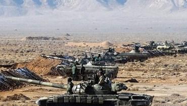 مناورات فاتحو خيبر العسكرية الإيرانية
