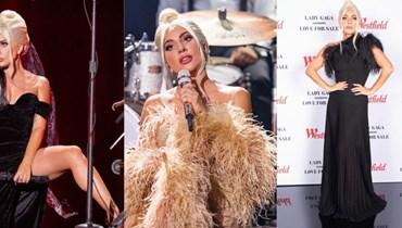 الليدي غاغا بتصاميم رائعة في ألبومها الجديد